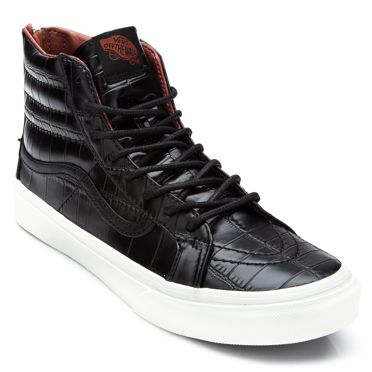 vans sk8 zip leather