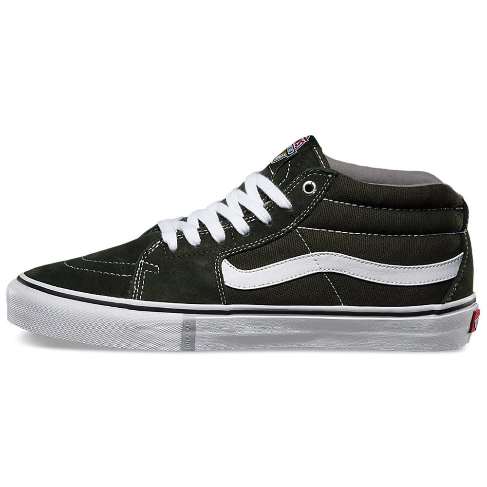 4d4a1ff208 Vans x Anti-Hero Sk8-Mid Pro Shoes - Green Grosso - 8.0