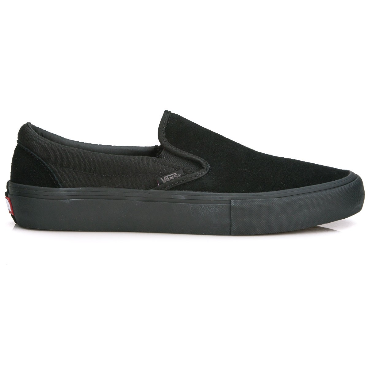 38fa071fd0 Vans Slip-On Pro Shoes - Blackout - 6.5