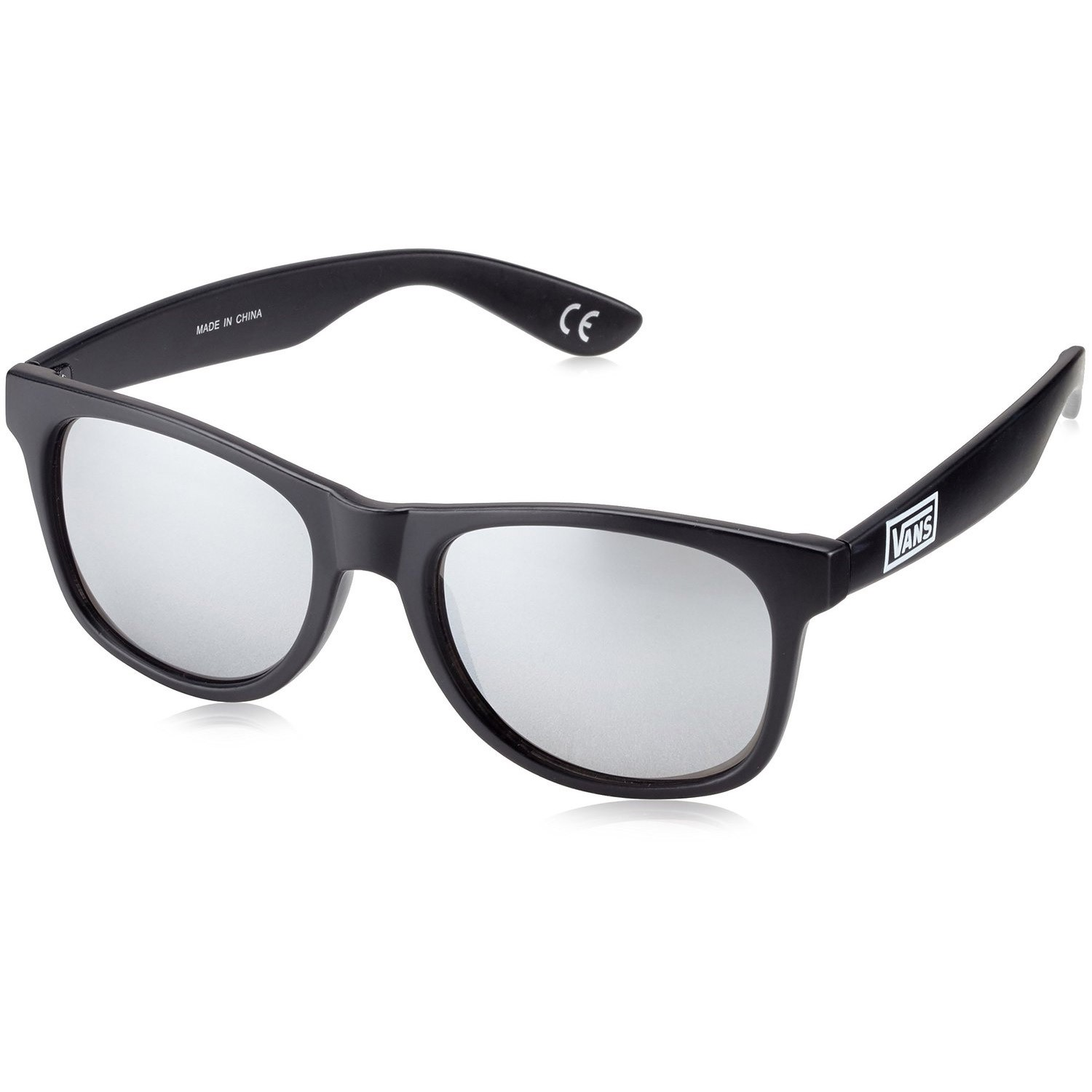 Shades Sunglasses  oli 4 shades sunglasses matte black silver mirror