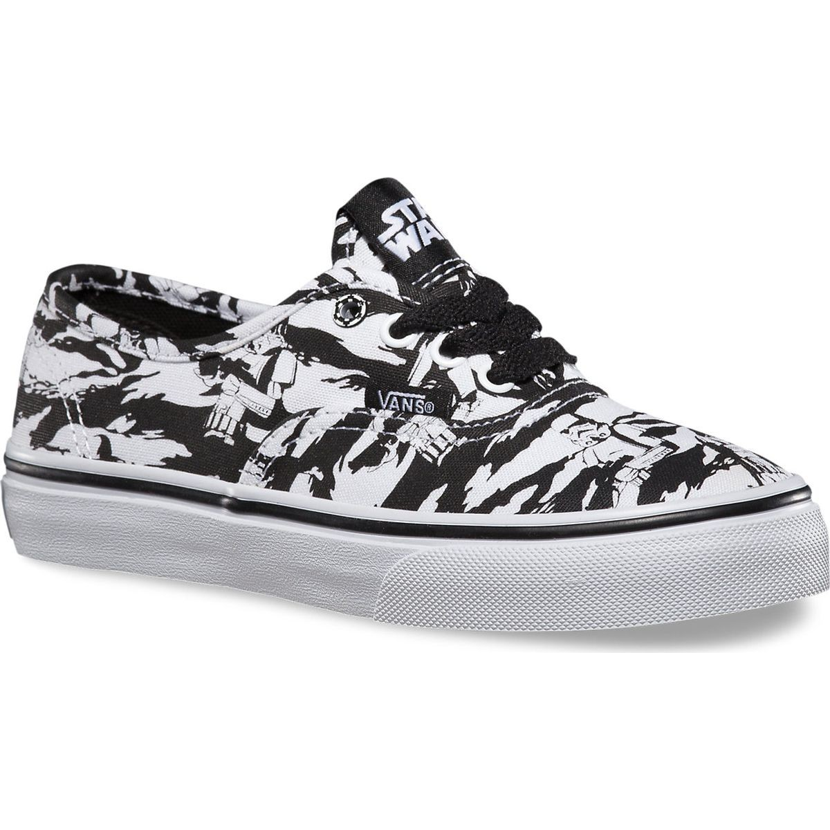 a3bb12a79a Vans Star Wars Authentic Youth Shoes