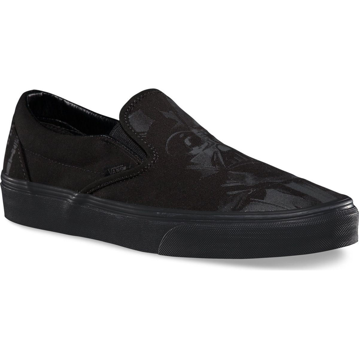 face01e0f1 Vans Star Wars Classic Slip-On Shoes - Dark Side Darth Vader - 8.0