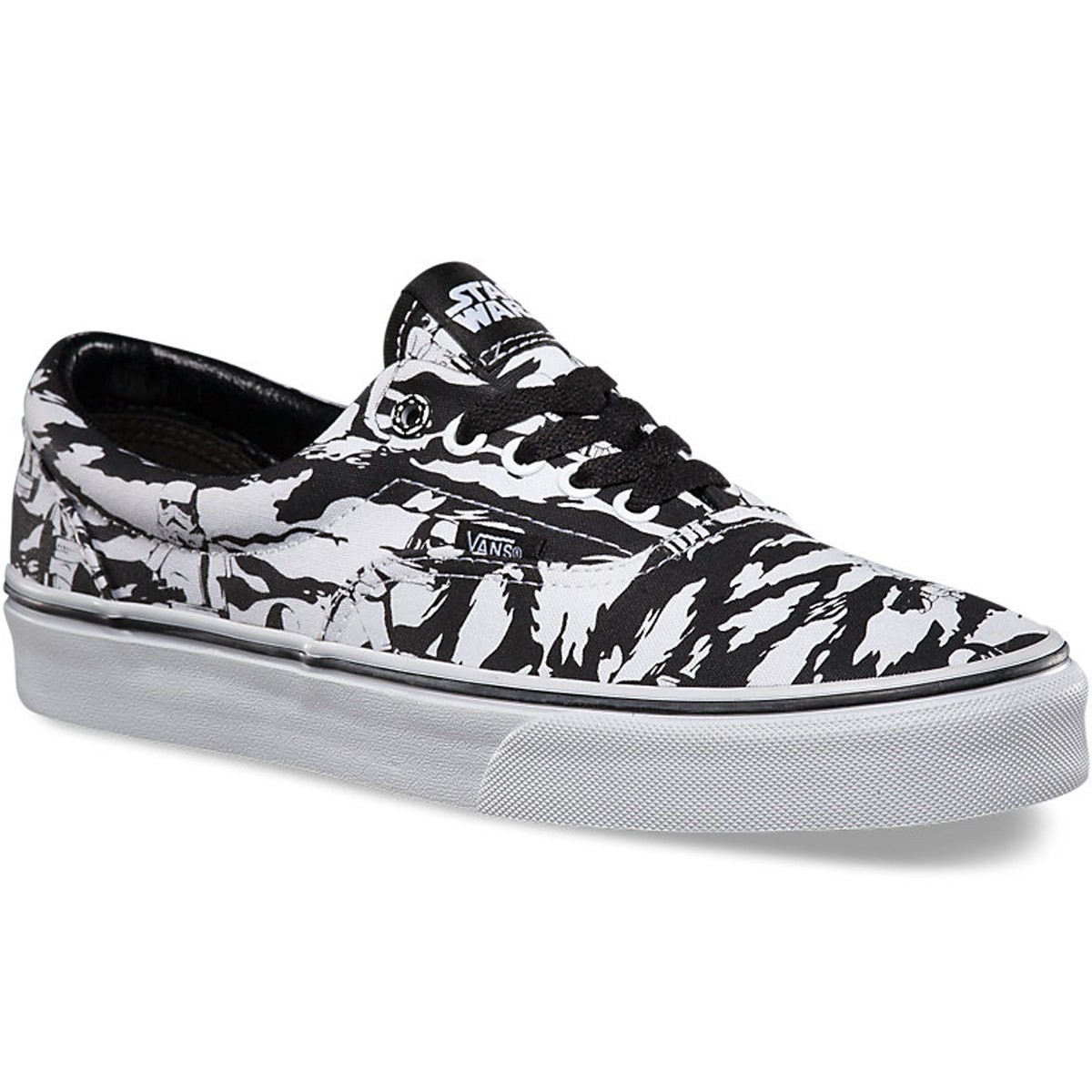 1386784ffb Vans Star Wars Era Shoes - Dark Side Storm Camo - 13.0