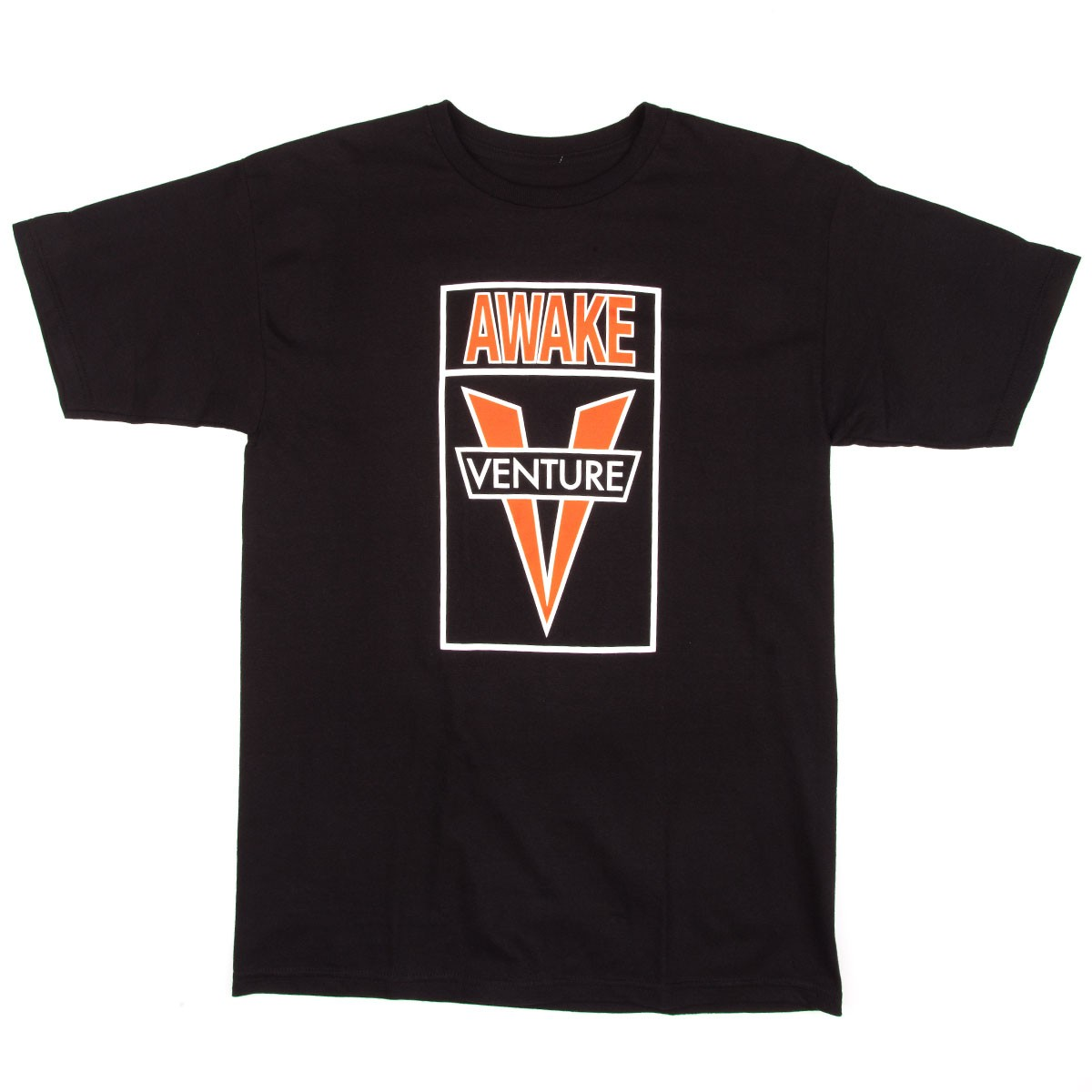 Venture OG Awake T-Shirt - Black/Red