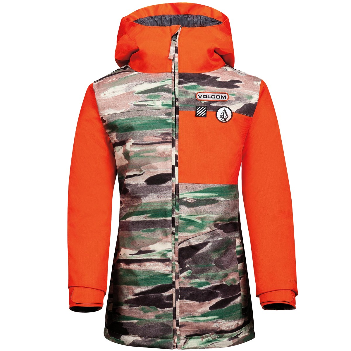 Volcom Aftermath Insulated Youth Jacket 2015 - Camo