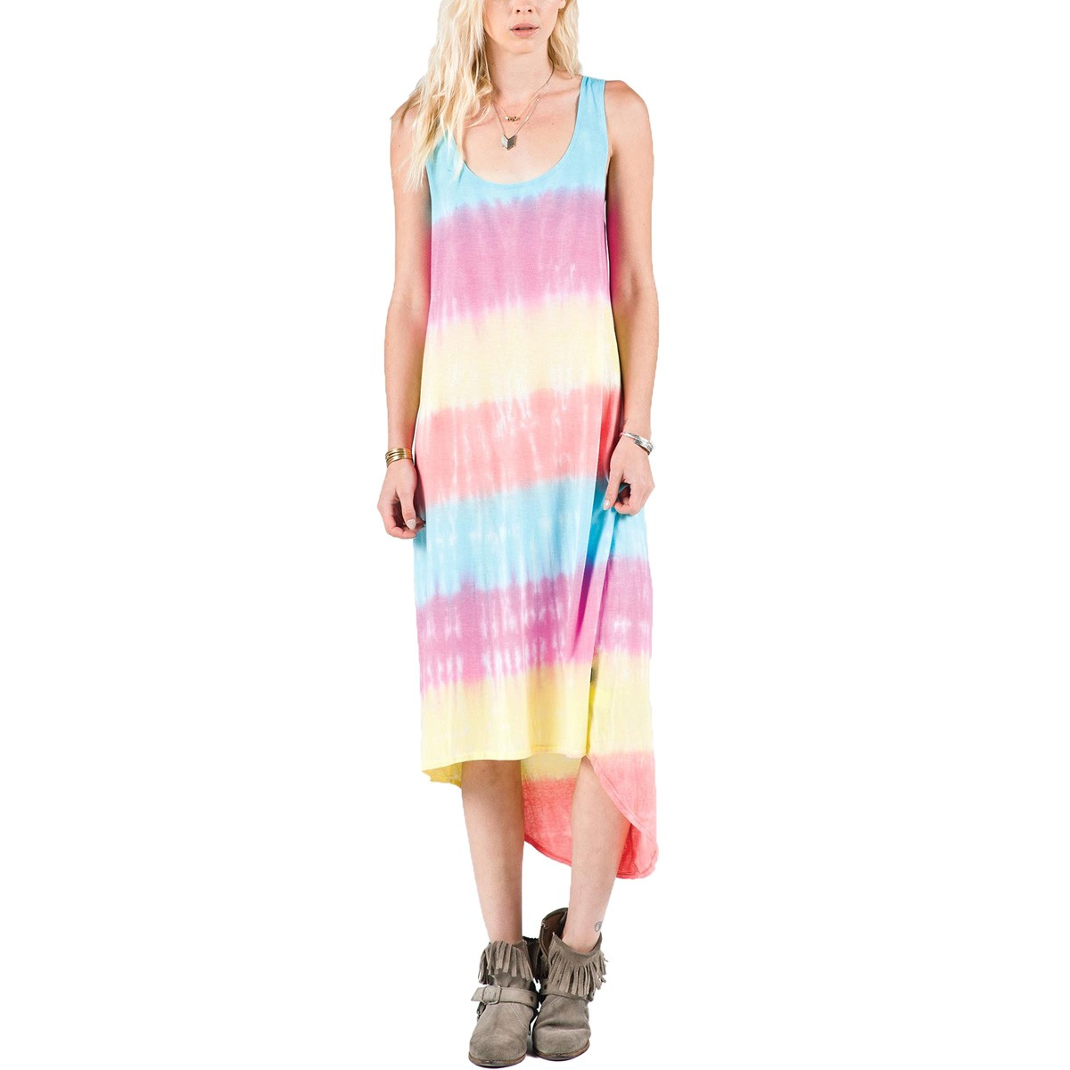 Volcom Call It Off Dress - Multi