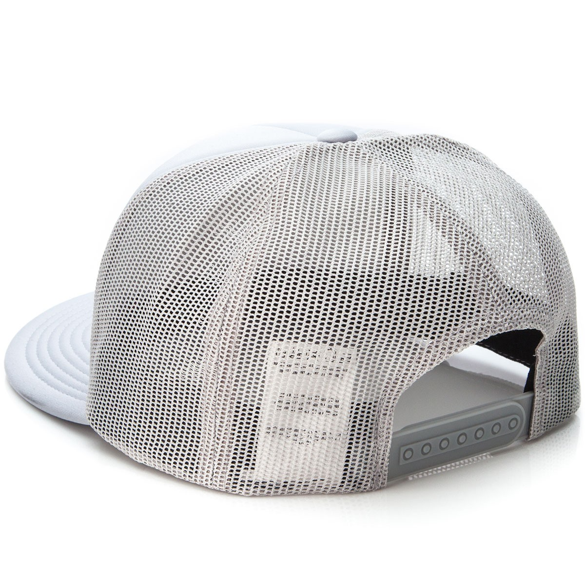 volcom chopped cheese hat cool grey