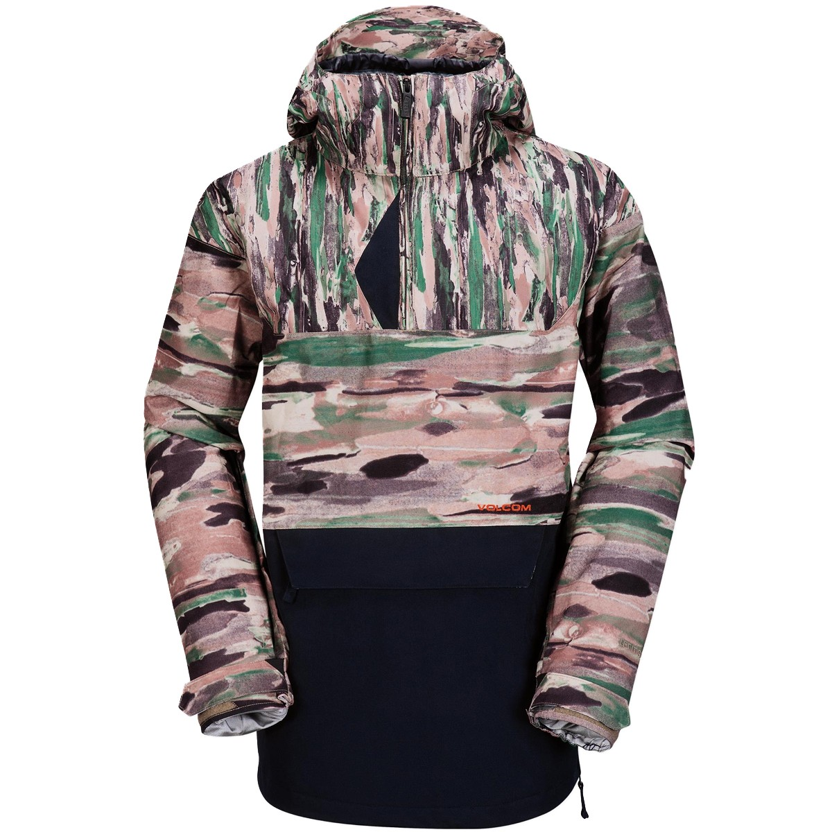 F-117 Pullover Jacket 2015 - Camo