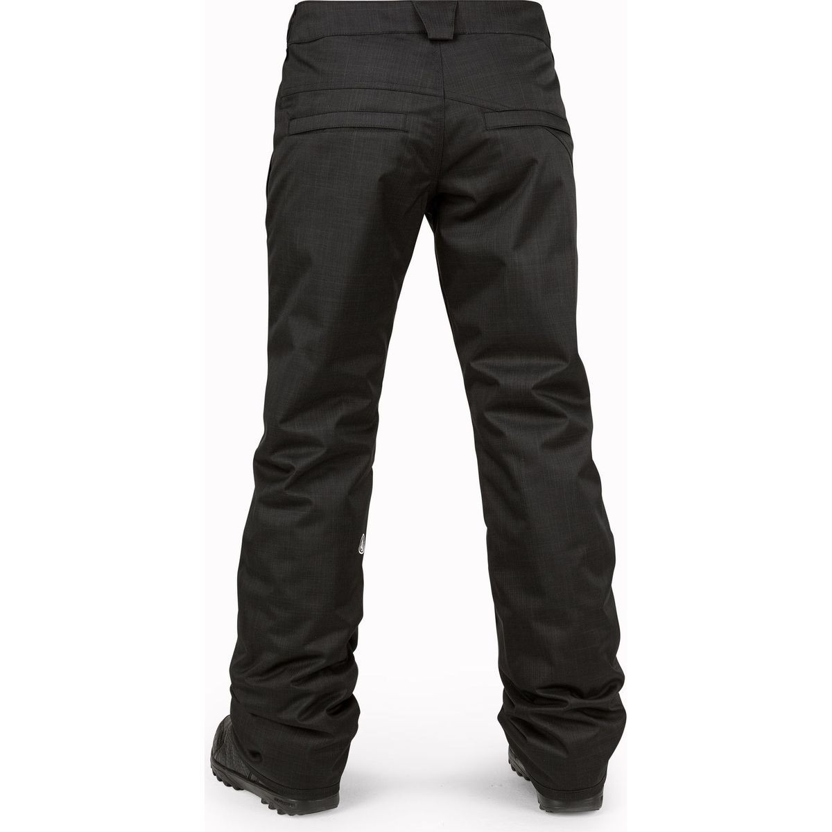 Volcom Frochickie Womens Insulated Snowboard Pants Black