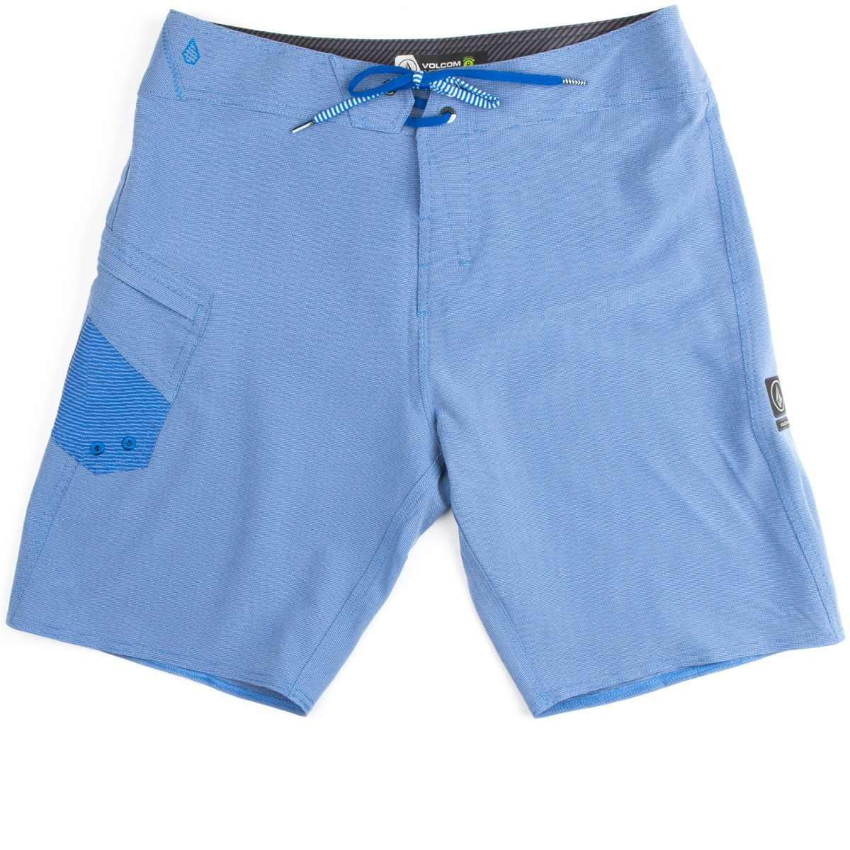 Volcom Lido Heather Modern Boardshorts - Estate Blue