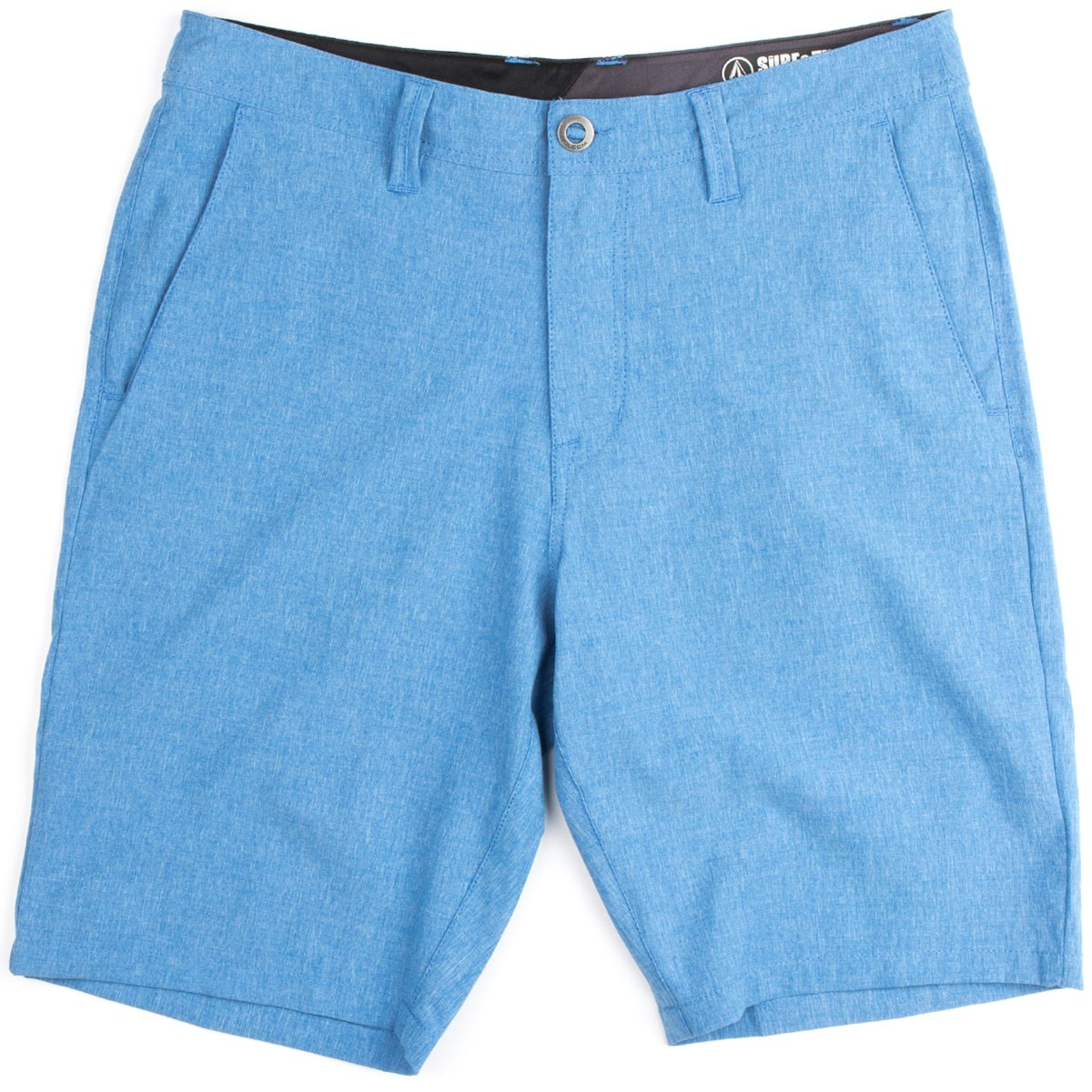 Volcom SNT Static Hybrid Shorts - Estate Blue