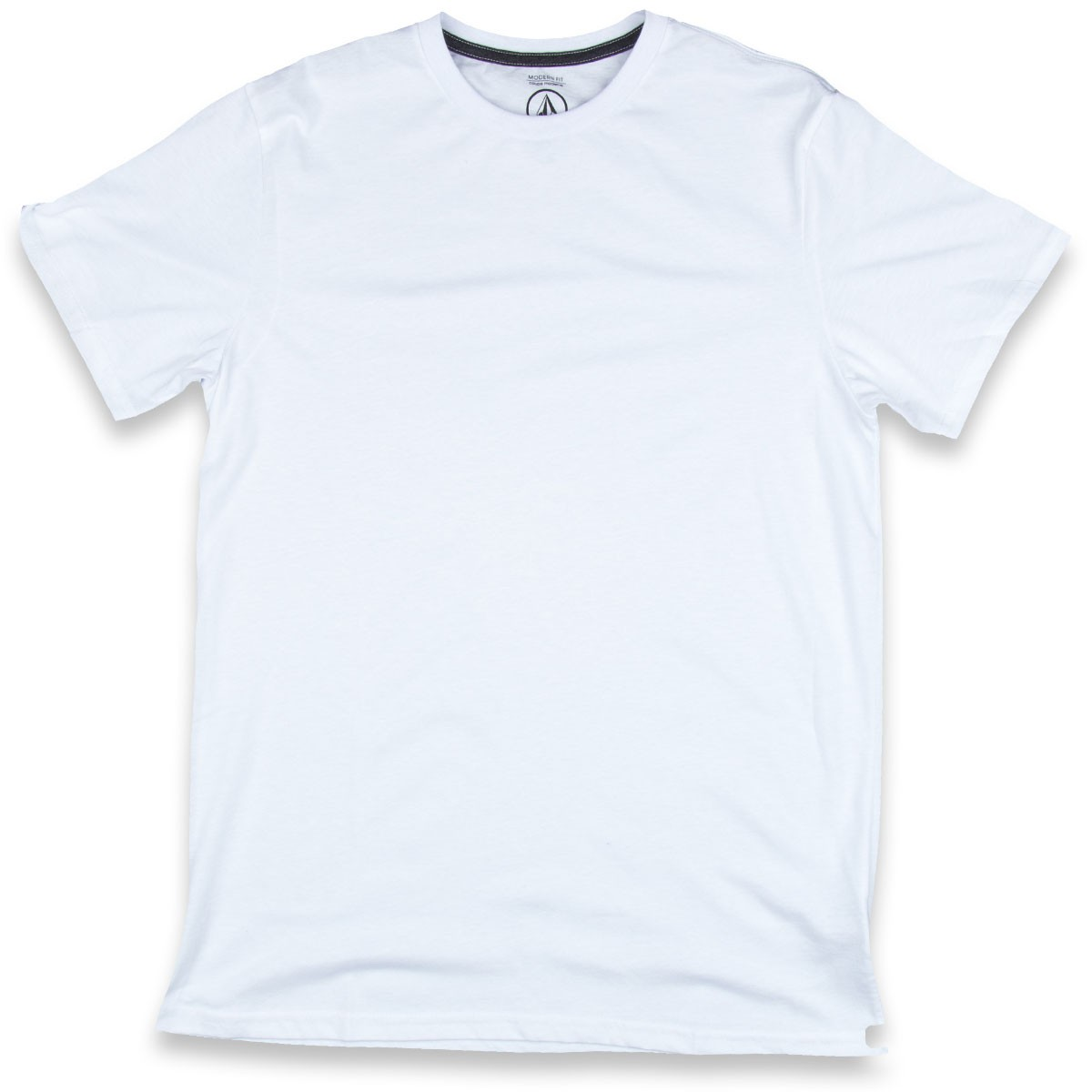 Volcom Solid Heather T-Shirt - White