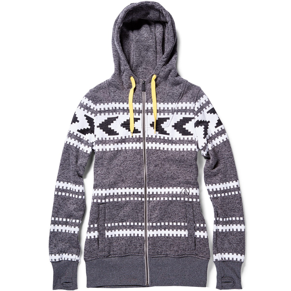 Volcom Sweater Fleece Women's Sweatshirt 2015 - Sparrow