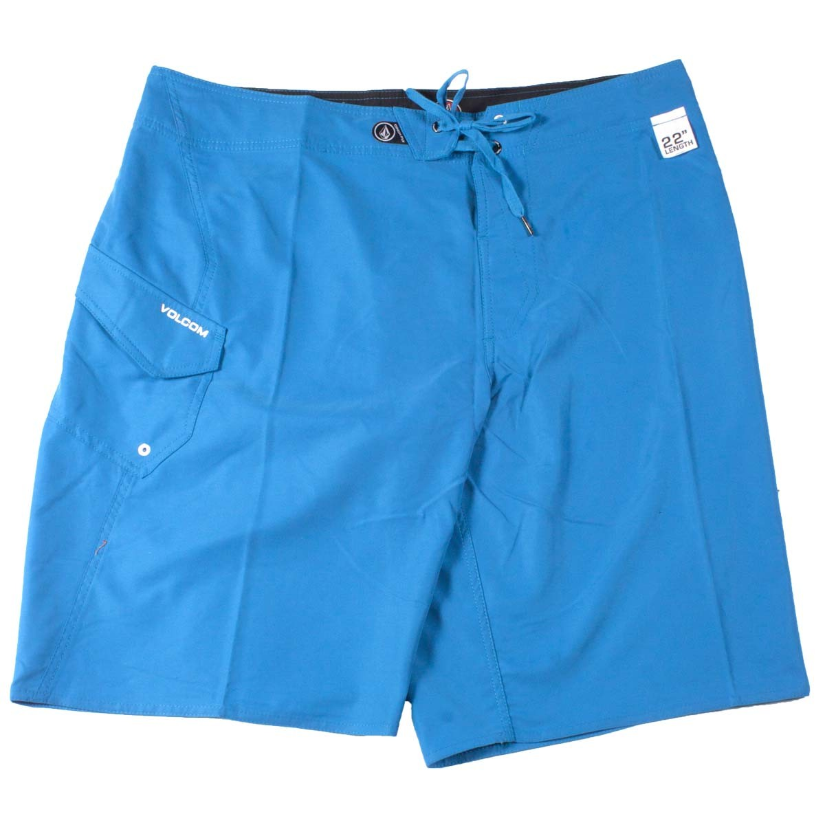Volcom Maguro Solid Boardshorts - Atlantic