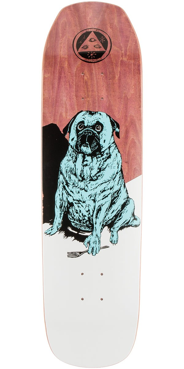 Welcome Common Goblin on Banshee 86 Skateboard Deck - 8.6""