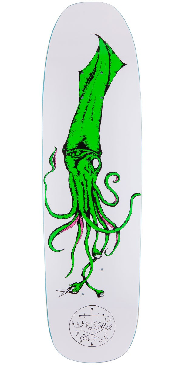 Welcome Squid On Nimbus 3000 Skateboard Deck - 8.5""