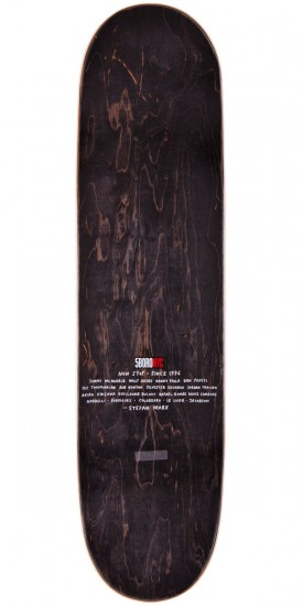 5boro Stefan Marx Airline Series Skateboard Deck - 330 - Queens - 8.5""