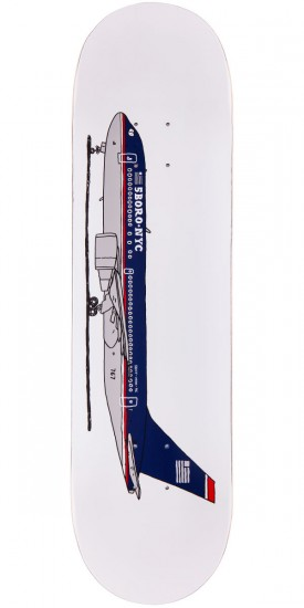 5Boro Stefan Marx Airline Series Skateboard Deck - Manhattan - 8.25""