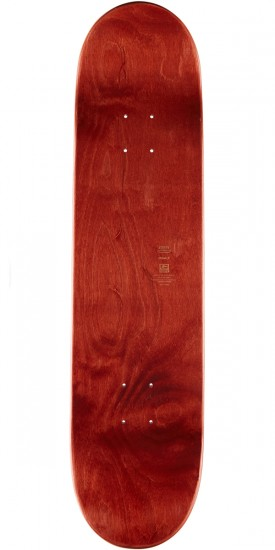 Globe Palm Off Skateboard Deck - 8.00""