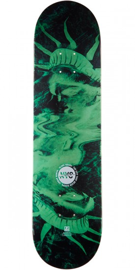 Globe The City That Never Sleeps Skateboard Deck - 8.00""