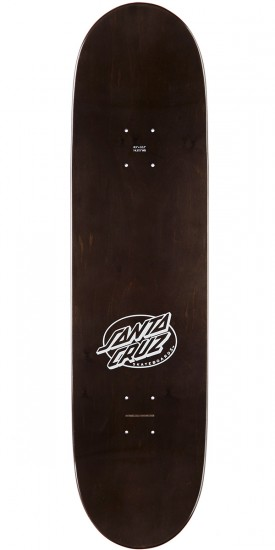 Santa Cruz Slasher Skateboard Complete - 8.5