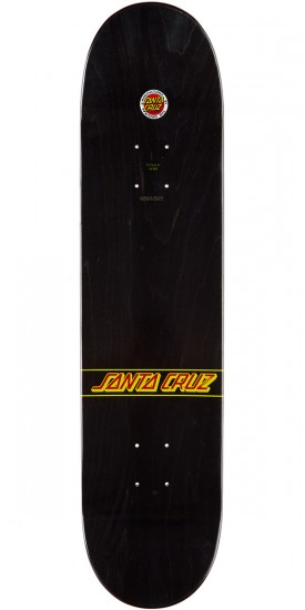 Santa Cruz Strip Skateboard Deck - 7.7