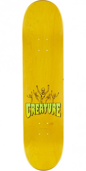 Creature Hell Skateboard Deck - 8.2