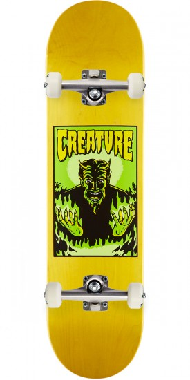 Creature Hell Skateboard Complete - 8.2