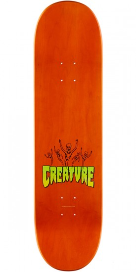 Creature Hell Skateboard Complete - 8.6