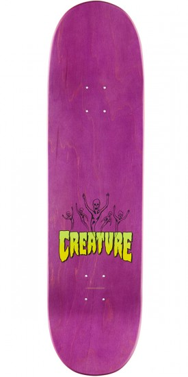 Creature Hell Skateboard Deck - 8.8