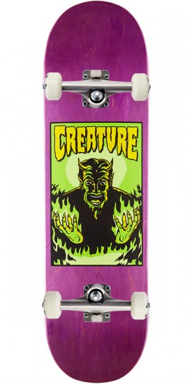 Creature Hell Skateboard Complete - 8.8