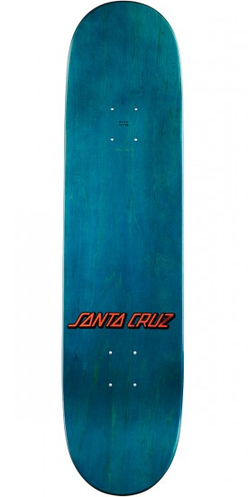 Santa Cruz Rob Face Team Skateboard Complete - 8.0
