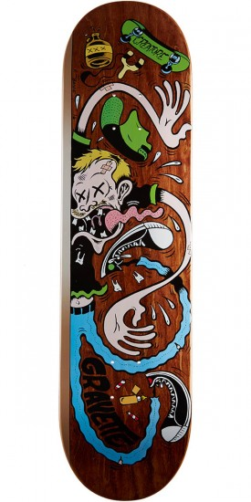 Creature Bagge It Gravette Pro Skateboard Deck - 8.2
