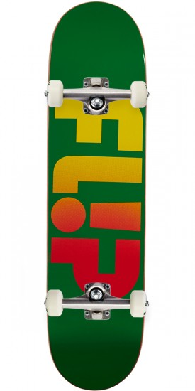 Flip Team Odyssey Faded Team Skateboard Complete - 7.81