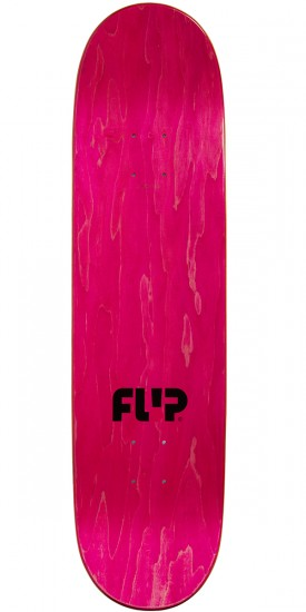 Flip Team Odyssey Faded Team Skateboard Complete - 8.25