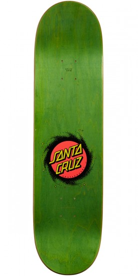Santa Cruz Gorenado Team Skateboard Complete - 8.25
