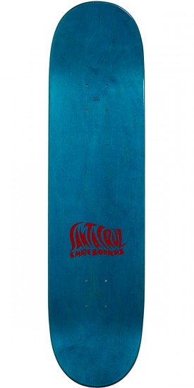 Santa Cruz Jessee Sun God Pro Skateboard Deck - 8.0