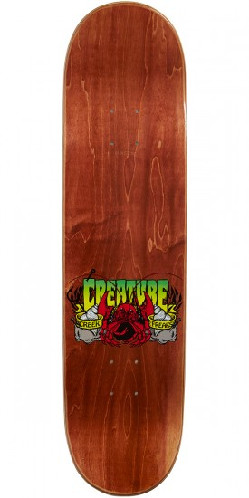 Creature Creek Freaks Team Skateboard Complete - 8.125