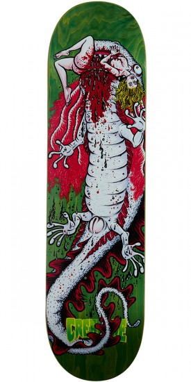 Creature Creek Freaks Team Skateboard Deck - 8.5