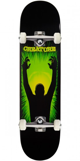 Creature The Thing Resurrection Team Skateboard Complete - 8.0