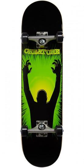 Creature The Thing Sk8 Skateboard Complete - 7.8