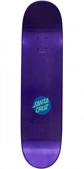 Santa Cruz Classic Dot Team Skateboard Complete - 8.0