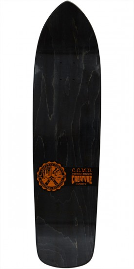Creature CCMU Trowel Team Skateboard Deck - 8.5