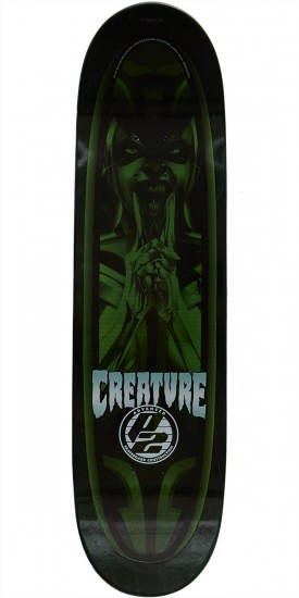 Creature Russell Bad Habits Pro P2 Skateboard Deck - 8.5