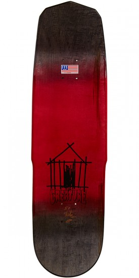 Creature Hitz Shed Head Pro Skateboard Deck - 8.96""