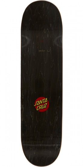 Santa Cruz Big Dot Team Skateboard Complete - 8.375