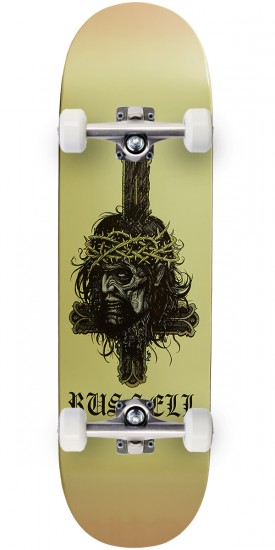 Creature Russell Holy Moley Pro Skateboard Complete - 9.0