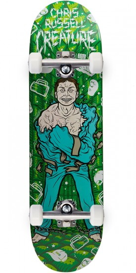 Creature Russell Psych Ward Pro Skateboard Complete - 8.5