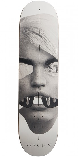 SOVRN Hack Skateboard Deck - 8.00""