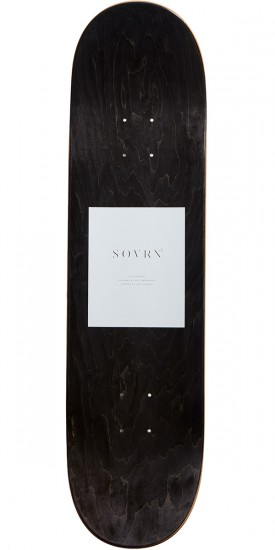 SOVRN 7th Division Skateboard Deck - 8.25""
